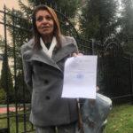 Мать Наамы Иссахар получила разрешение на встречу с дочерью