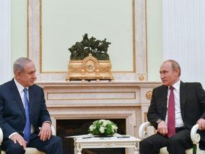 Нетаниягу направит Путину просьбу о помиловании Наамы Иссахар
