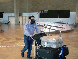Международный аэропорт Израиля закрылся до конца месяца